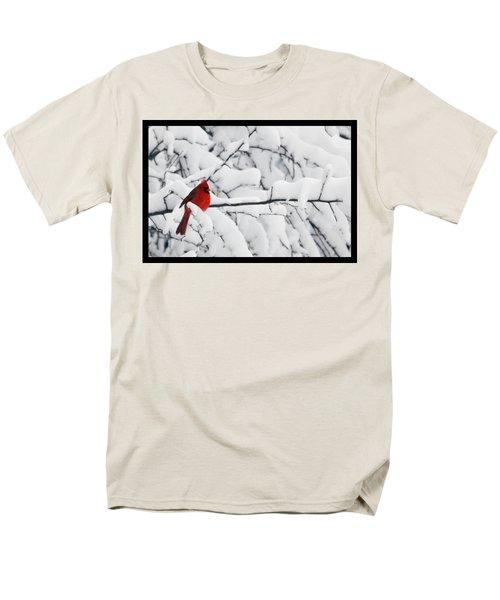 Standing Out Men's T-Shirt  (Regular Fit) by Shari Jardina