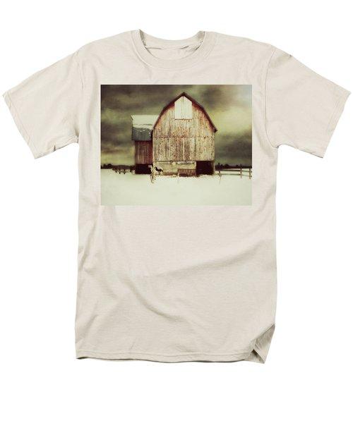 Standing Tall Men's T-Shirt  (Regular Fit) by Julie Hamilton