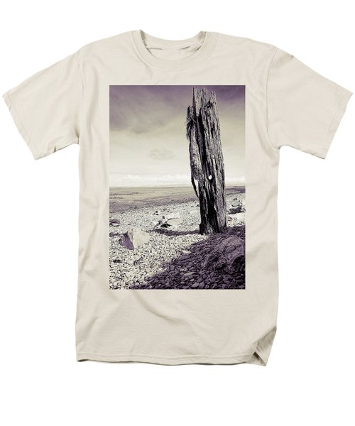 Men's T-Shirt  (Regular Fit) featuring the photograph Stark Reality by Keith Elliott