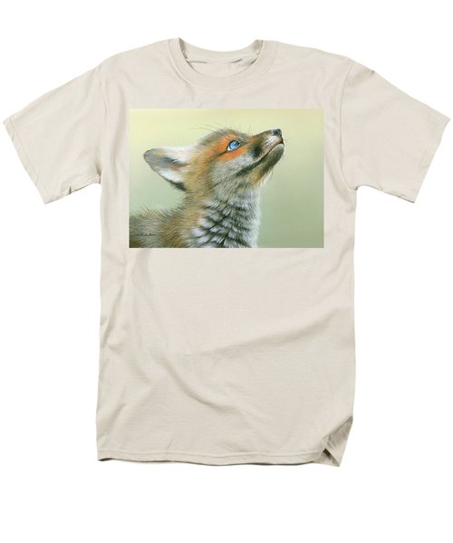 Starry Eyes Men's T-Shirt  (Regular Fit)