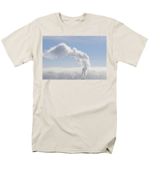Steam Men's T-Shirt  (Regular Fit) by Keith Armstrong