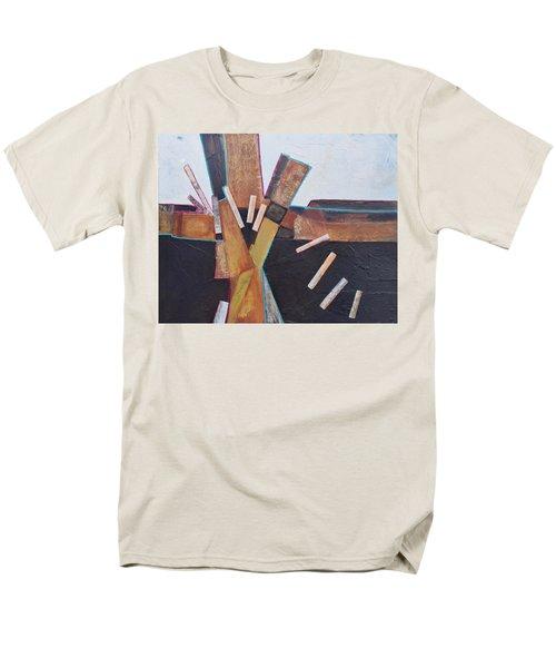 Stepping Up Men's T-Shirt  (Regular Fit) by Nancy Jolley