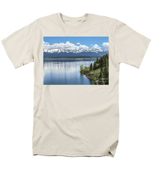 Men's T-Shirt  (Regular Fit) featuring the photograph Stunning Colorado by William Wyckoff