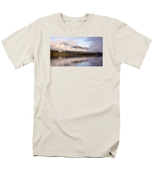 Sullivan Island Sunset Men's T-Shirt  (Regular Fit) by Michele Cornelius