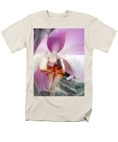 Men's T-Shirt  (Regular Fit) featuring the photograph Summer Bloom by Joan  Minchak