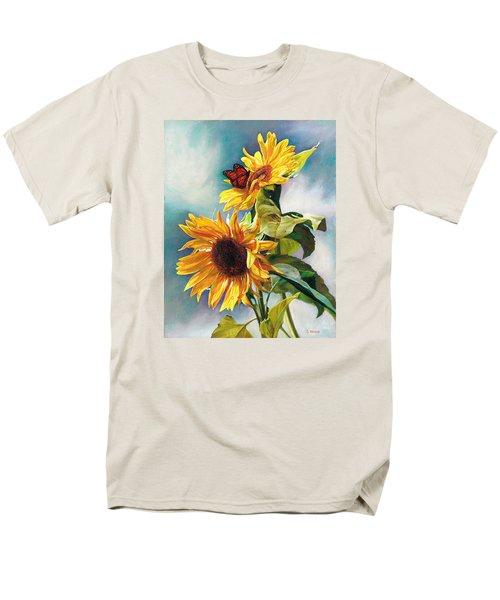Summer Men's T-Shirt  (Regular Fit) by Svitozar Nenyuk