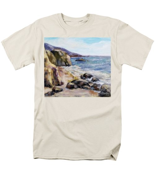 Sunny Coast Men's T-Shirt  (Regular Fit) by William Reed