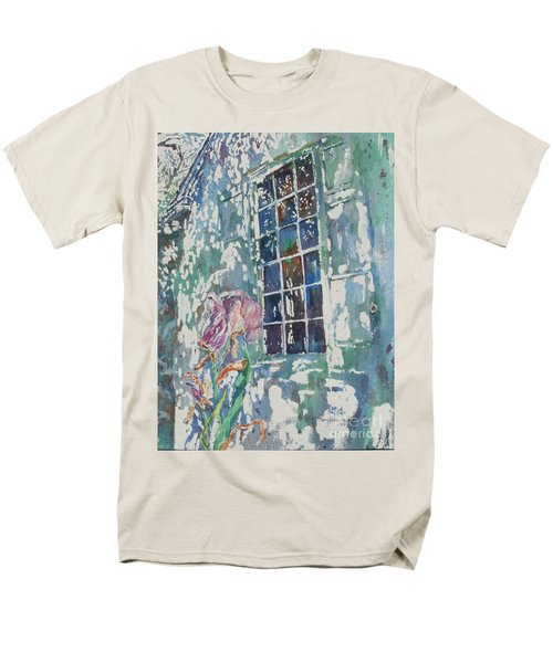 Sunny Day At Brandywine Men's T-Shirt  (Regular Fit) by Mary Haley-Rocks