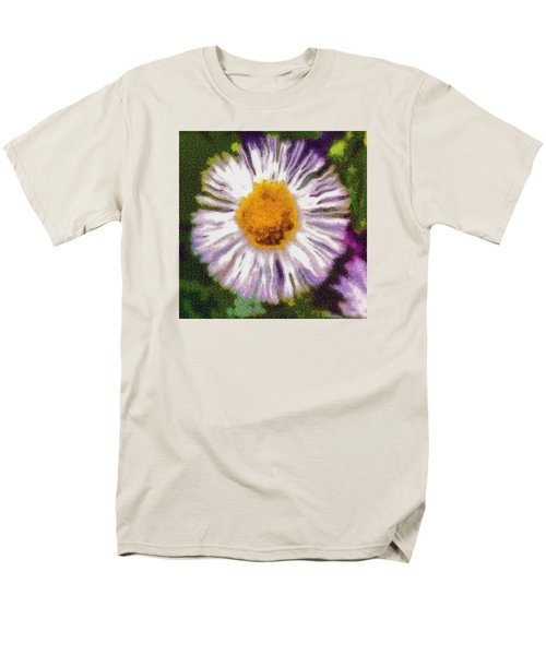 Supernove Daisy Men's T-Shirt  (Regular Fit) by Spyder Webb