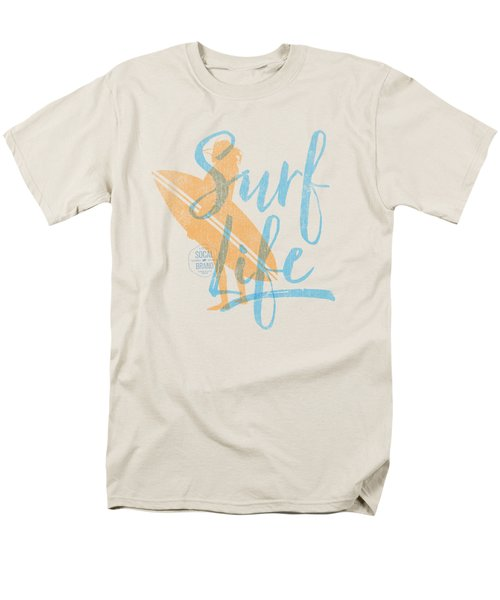 Surf Life 2 Men's T-Shirt  (Regular Fit) by SoCal Brand