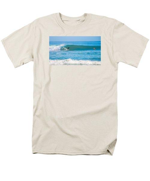 Surfing Men's T-Shirt  (Regular Fit) by Dorothy Cunningham
