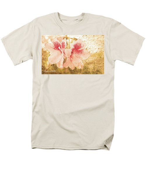 Men's T-Shirt  (Regular Fit) featuring the photograph Sutle Harmony by Bonnie Willis