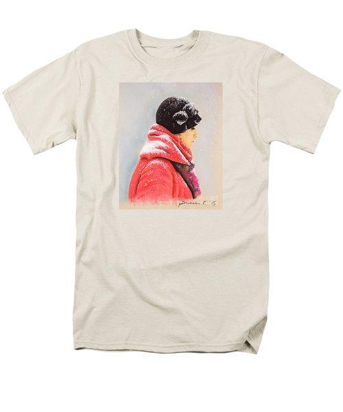 Sweet Caroline Men's T-Shirt  (Regular Fit) by Katharina Filus