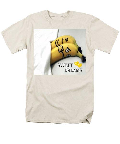 Sweet Dreams Men's T-Shirt  (Regular Fit) by Sheila Mcdonald