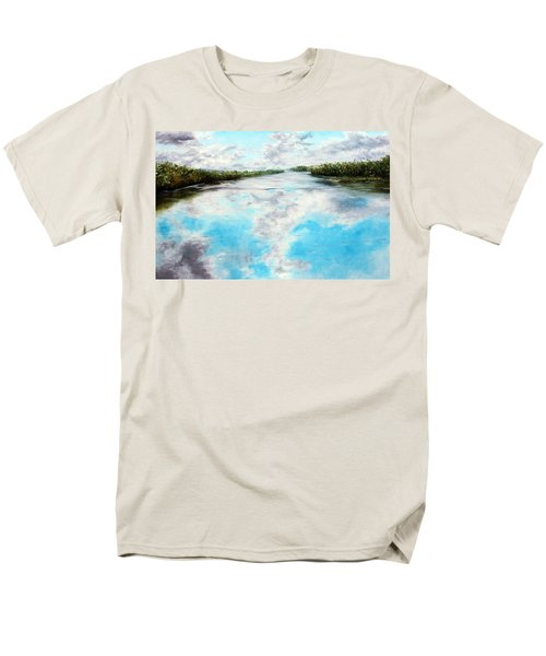 Swept Away Men's T-Shirt  (Regular Fit) by Meaghan Troup