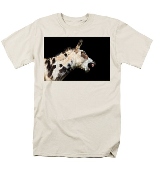 Men's T-Shirt  (Regular Fit) featuring the photograph Tell It Like It Is by Sharon Jones