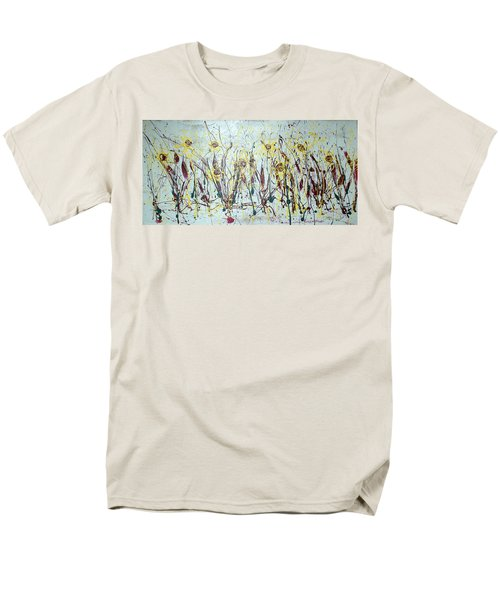 Tending My Garden Men's T-Shirt  (Regular Fit) by J R Seymour