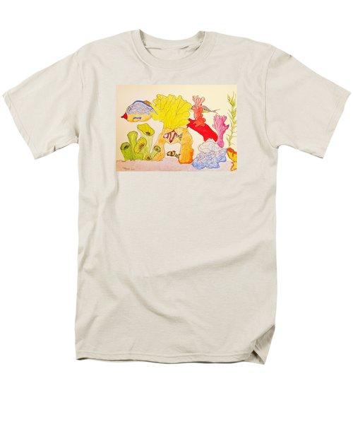The Age Of Aquarium Men's T-Shirt  (Regular Fit)