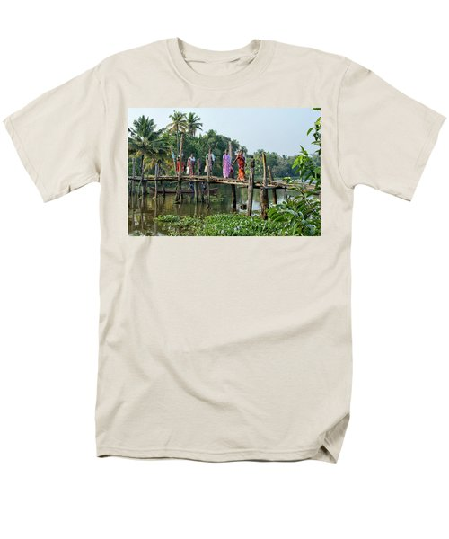 The Bridge Men's T-Shirt  (Regular Fit) by Marion Galt
