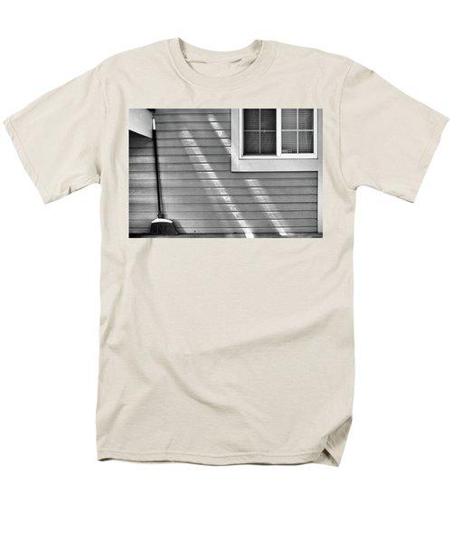 The Broom And Sunbeams Men's T-Shirt  (Regular Fit) by Monte Stevens
