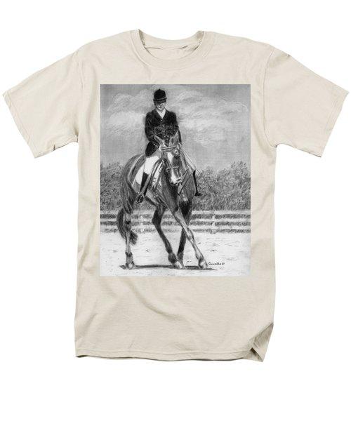 The Dance Men's T-Shirt  (Regular Fit) by Quwatha Valentine