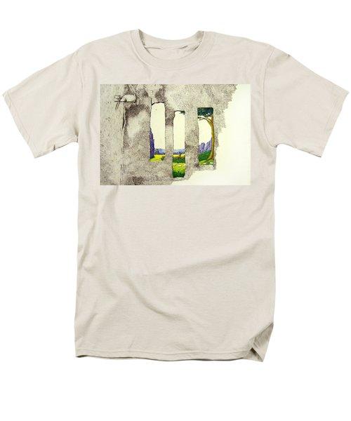 The Garden Men's T-Shirt  (Regular Fit)