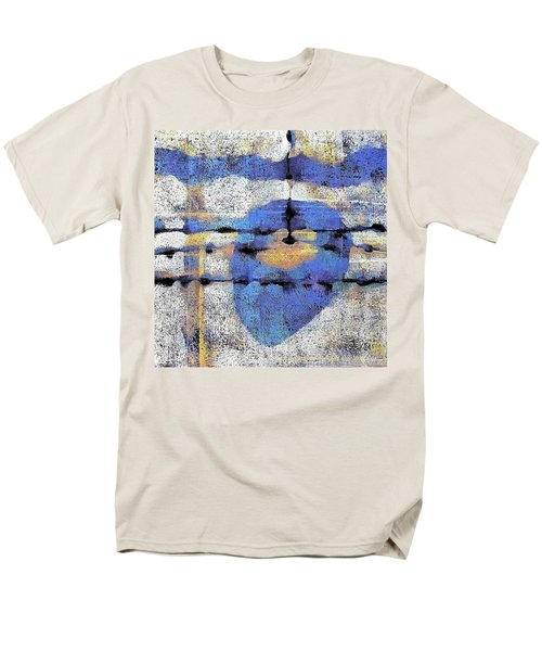 The Heart Of The Matter Men's T-Shirt  (Regular Fit) by Maria Huntley