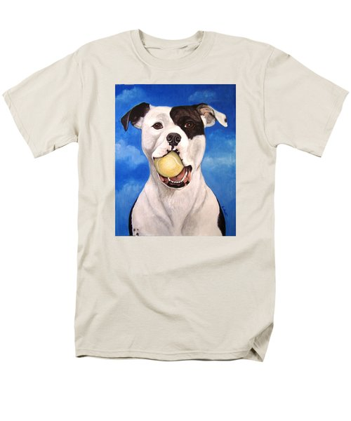 Men's T-Shirt  (Regular Fit) featuring the painting The Invitation by Laura Aceto