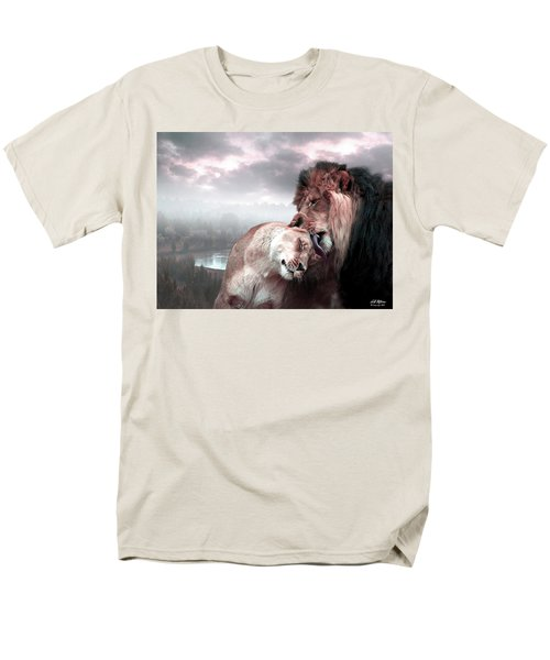 The Passion Men's T-Shirt  (Regular Fit) by Bill Stephens