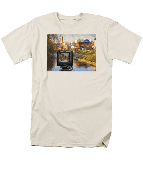 The Photographer's Way Of Seeng Men's T-Shirt  (Regular Fit) by Vladimir Kholostykh