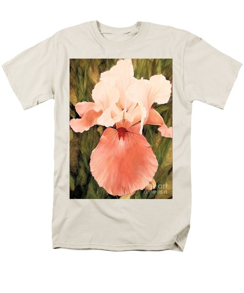 The Pink Lady  Men's T-Shirt  (Regular Fit) by Laurie Rohner