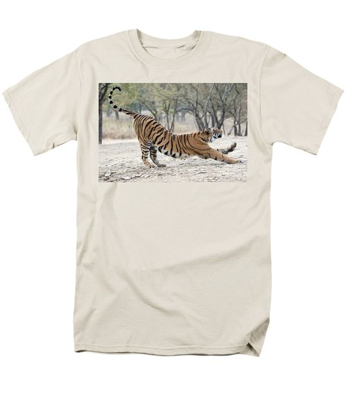 The Stretch Men's T-Shirt  (Regular Fit) by Pravine Chester
