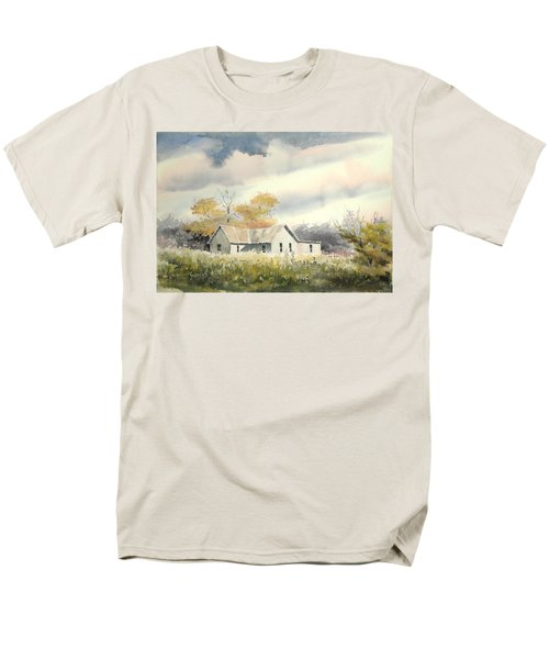 The Thompson Place Men's T-Shirt  (Regular Fit) by Sam Sidders