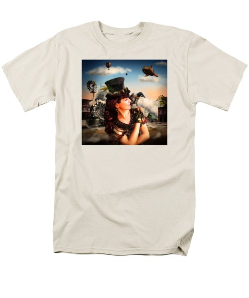 The Traveler Men's T-Shirt  (Regular Fit)