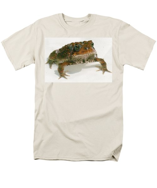 Men's T-Shirt  (Regular Fit) featuring the digital art The Whole Toad by Barbara S Nickerson