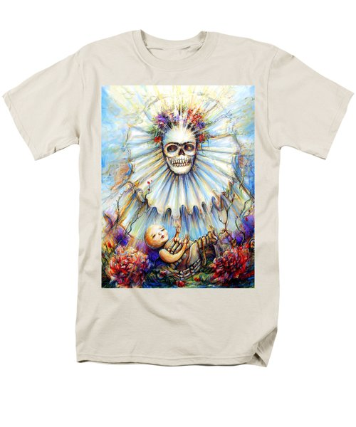 Thinking About Life Men's T-Shirt  (Regular Fit)