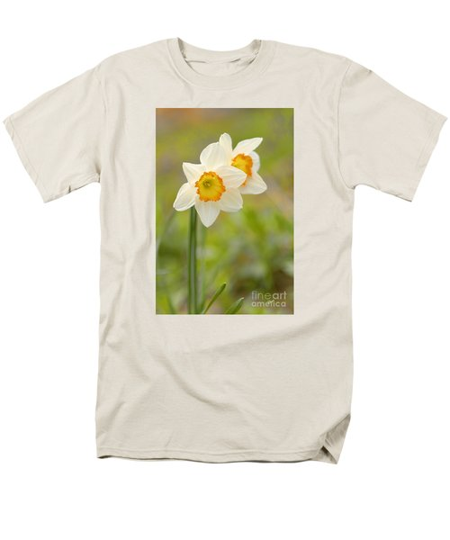 Thinking About Spring Men's T-Shirt  (Regular Fit) by Alana Ranney