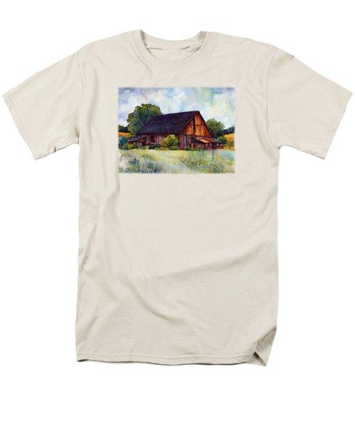 This Old Barn Men's T-Shirt  (Regular Fit)