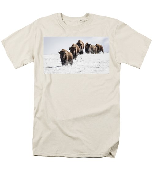 Thunderbeast Men's T-Shirt  (Regular Fit) by Jack Bell