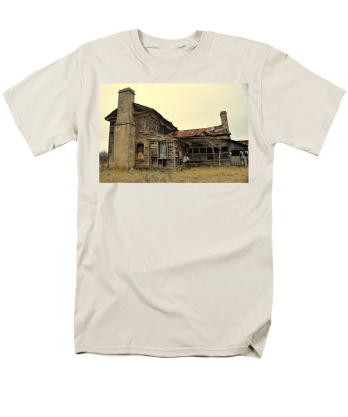 Times Past 2 Men's T-Shirt  (Regular Fit) by Marty Koch