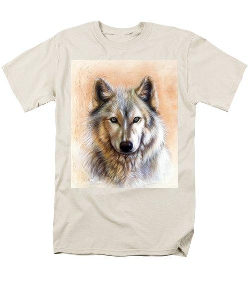 Trace Two Men's T-Shirt  (Regular Fit) by Sandi Baker