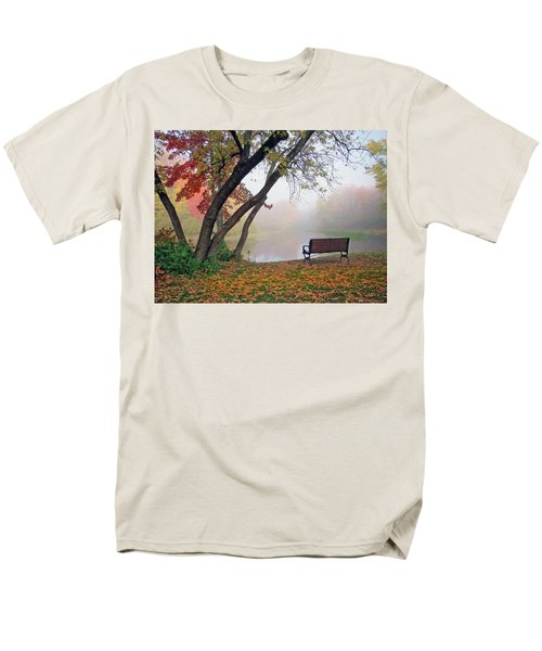 Tranquil View Men's T-Shirt  (Regular Fit) by Betsy Zimmerli