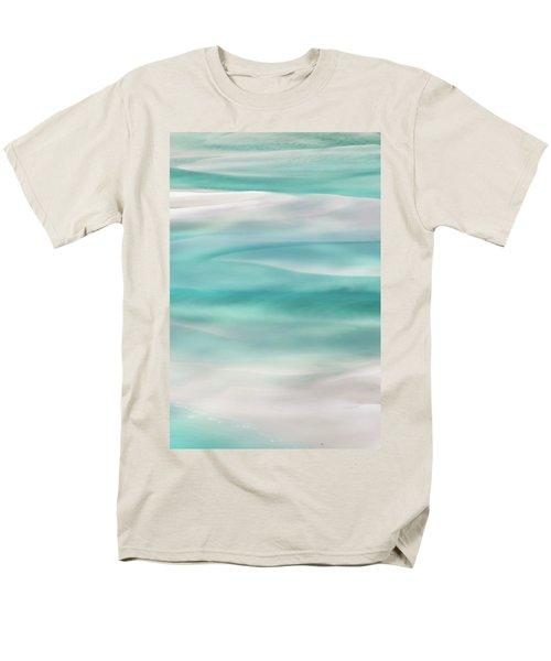 Men's T-Shirt  (Regular Fit) featuring the photograph Tranquil Turmoil by Az Jackson