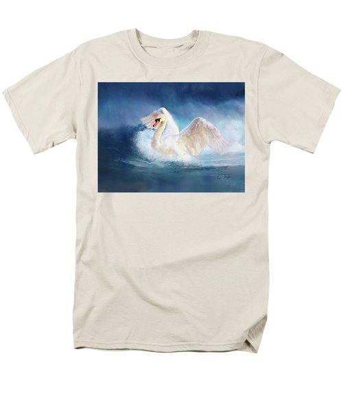 Transcendence Men's T-Shirt  (Regular Fit) by Colleen Taylor