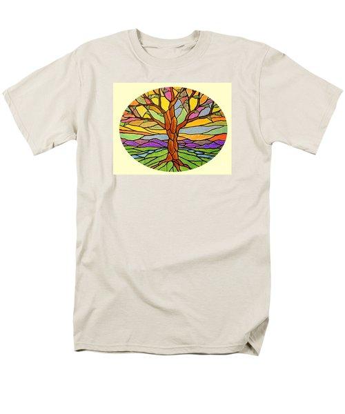 Tree Of Grace 2 Men's T-Shirt  (Regular Fit)
