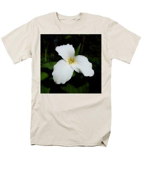 Trillium Men's T-Shirt  (Regular Fit)