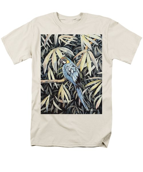 Tropical Adventure Men's T-Shirt  (Regular Fit) by Martha Ayotte