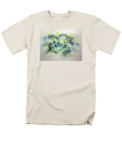 Turtle Soup Men's T-Shirt  (Regular Fit) by William Love