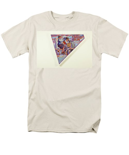 Tweed Run London Princess And Guvnor  Men's T-Shirt  (Regular Fit)