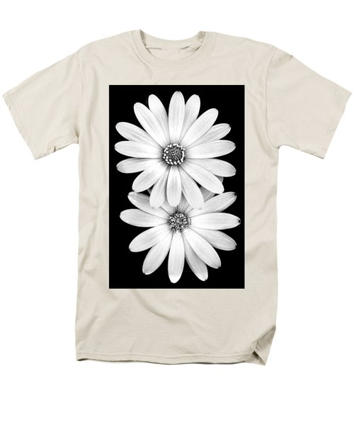 Two Flowers Men's T-Shirt  (Regular Fit) by Az Jackson
